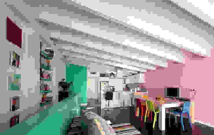 Modern kitchen by ristrutturami Modern