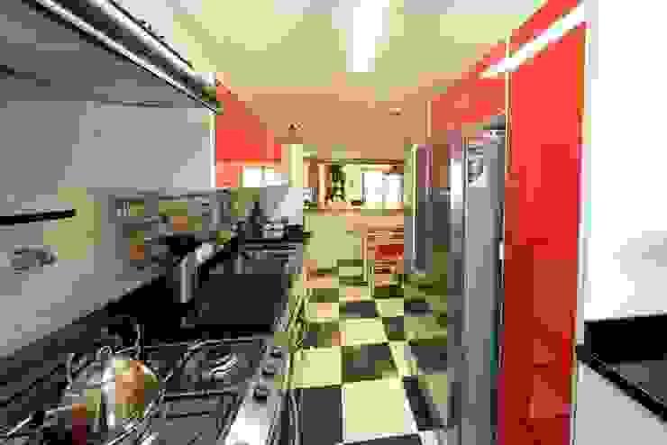 Cozinha Cozinhas modernas por Item 6 Arquitetura e Paisagismo Moderno