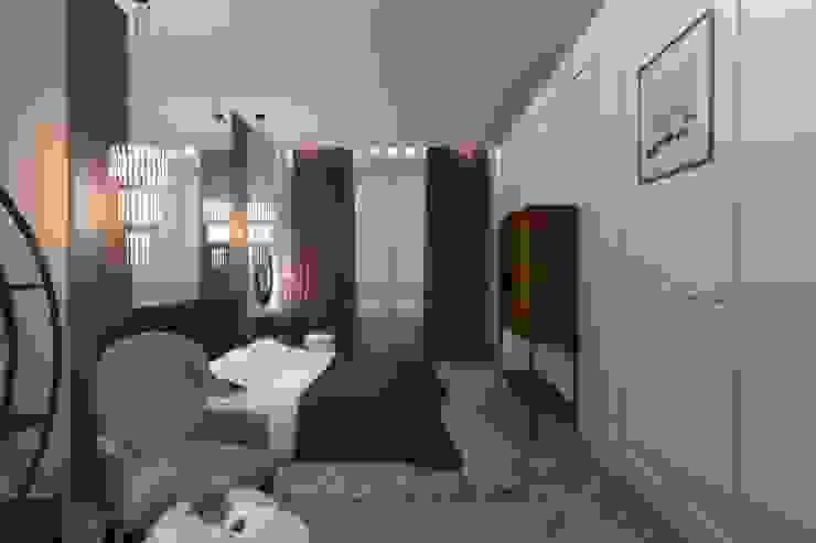 Спальня Спальня в классическом стиле от АМСД Классический