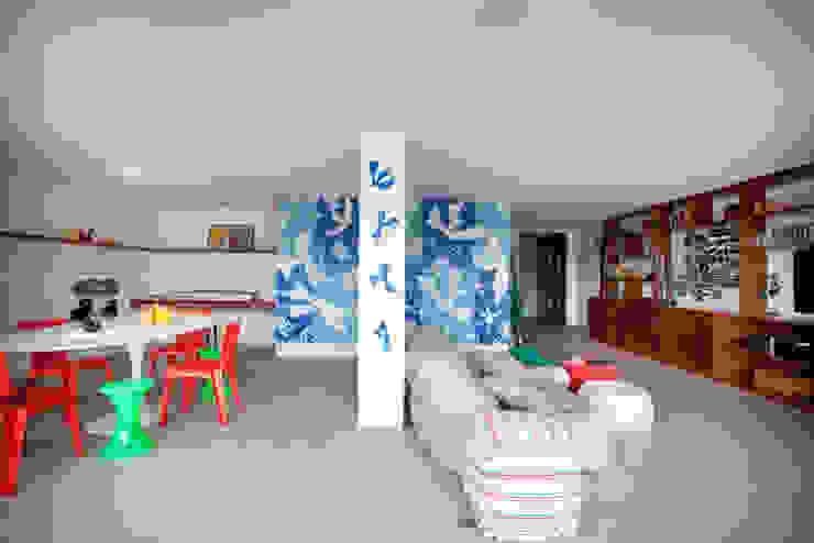 Sala das crianças Salas de estar modernas por M.Lisboa Arquitetura e Interiores Moderno