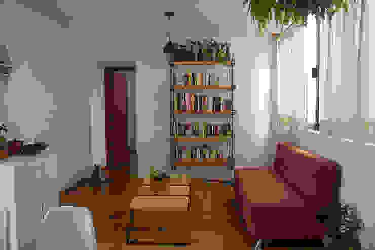 Jungla de libros de Gaia Design Minimalista