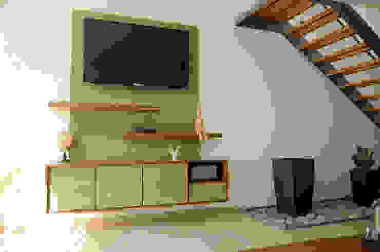 Libreo IC de Mediamadera Moderno Madera Acabado en madera