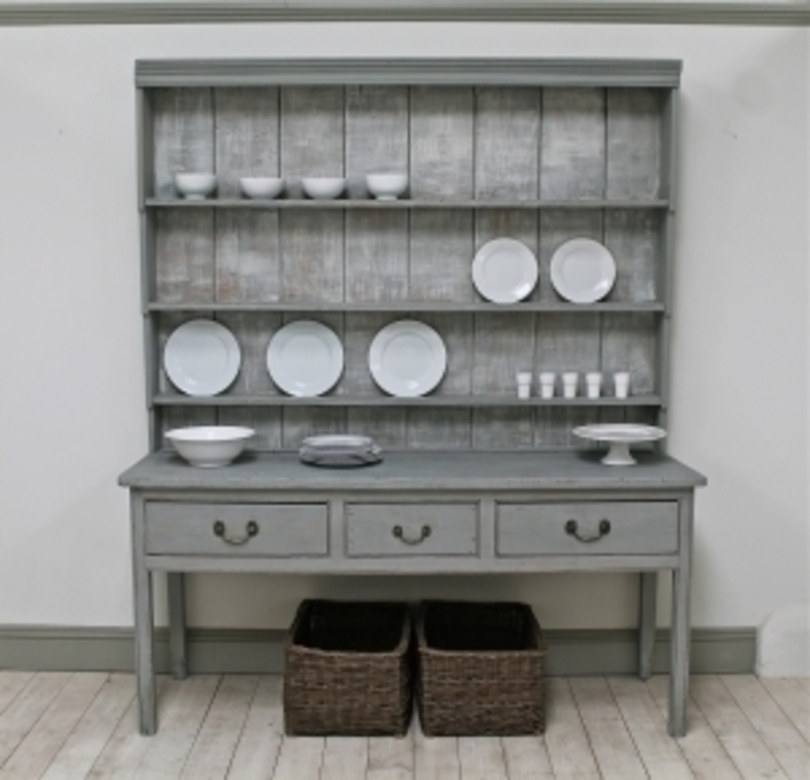 Distressed Georgian Dresser : rustic  by A Stylish Existence , Rustic