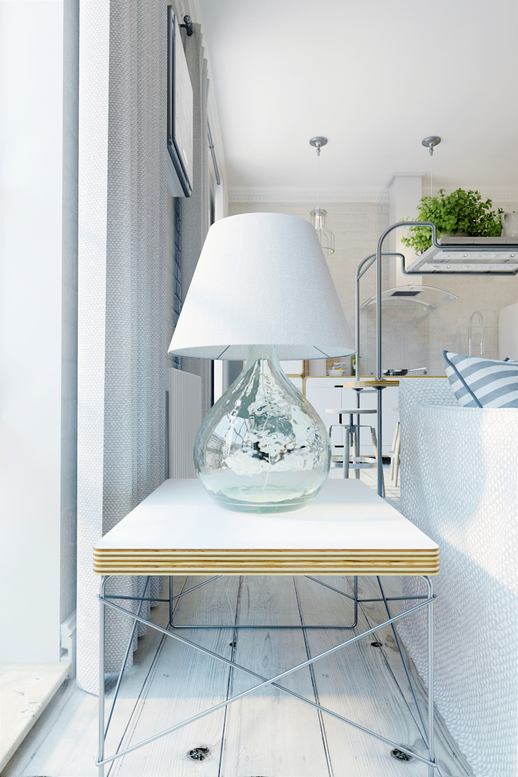 by Anton Medvedev Interiors Eclectic