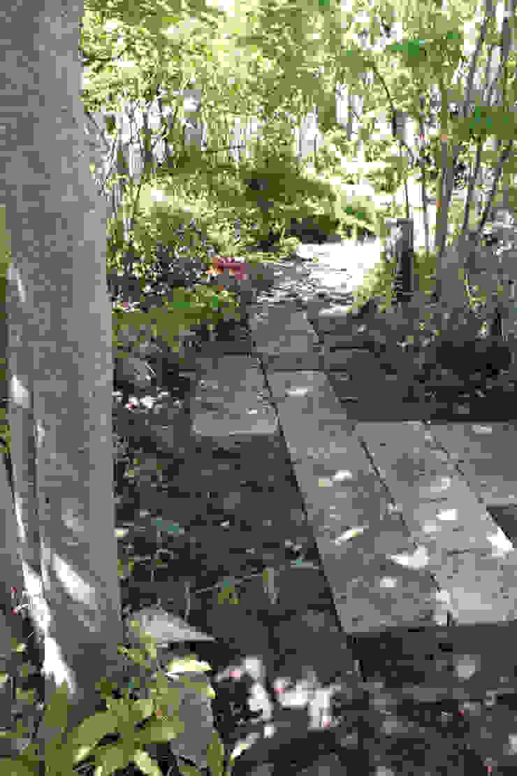緑園都市の庭 オリジナルな 庭 の 株式会社ムサ・ジャパン ヴェルデ オリジナル