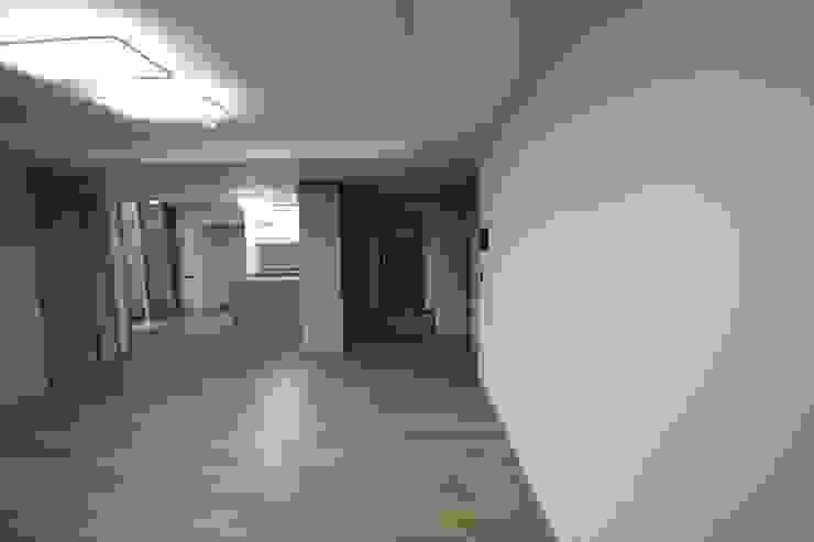새아파트 분위기 바꿔주기 전주 서희스타힐스 아파트 : 디자인투플라이의 현대 ,모던