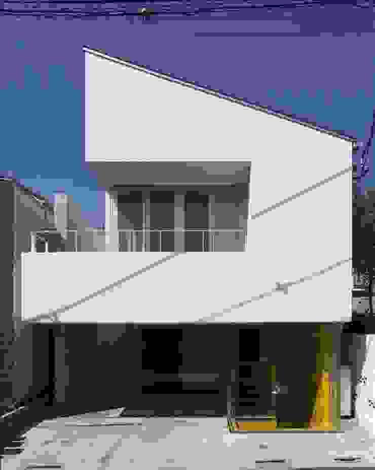 Casas modernas de Qull一級建築士事務所 Moderno