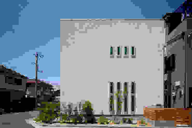 鳳南の家 オリジナルな 家 の 木の家プロデュース 明月社 オリジナル