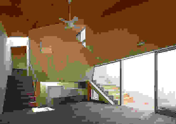アトリエハコ建築設計事務所/atelier HAKO architects의 현대 , 모던