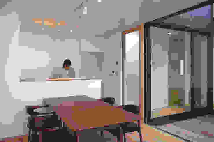 DINING FURUKAWA DESIGN OFFICE Comedores de estilo moderno