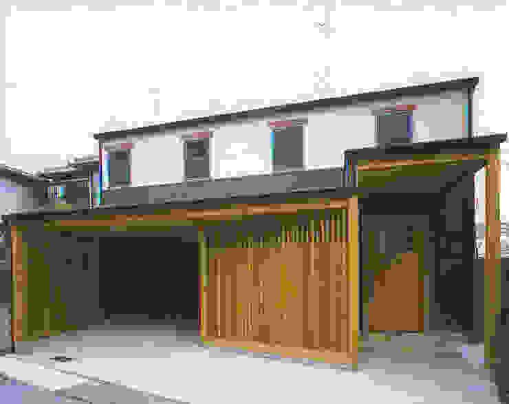 Modern Houses by 有限会社 起廣プラン 一級建築士事務所 Modern