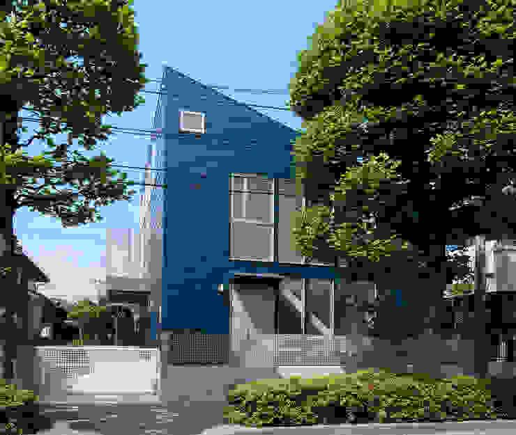 町田の家 モダンな 家 の 萩原健治建築研究所 モダン