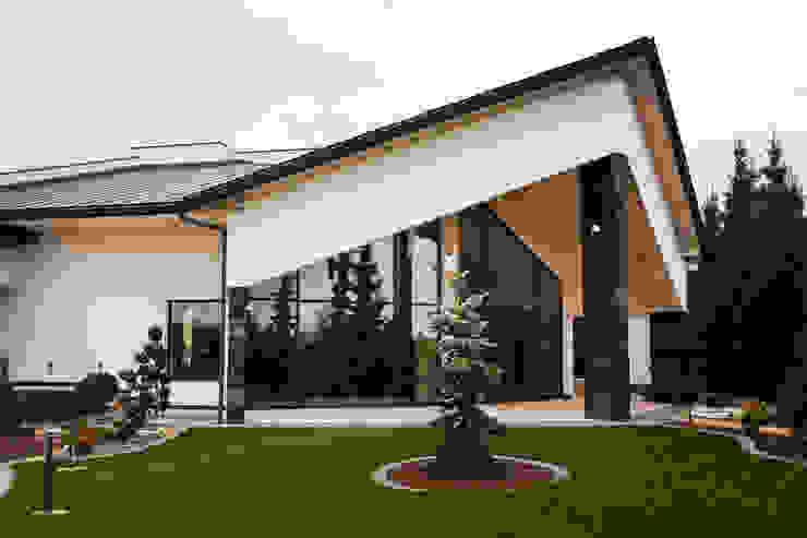 Moderne Häuser von tomasz czajkowski pracownia Modern