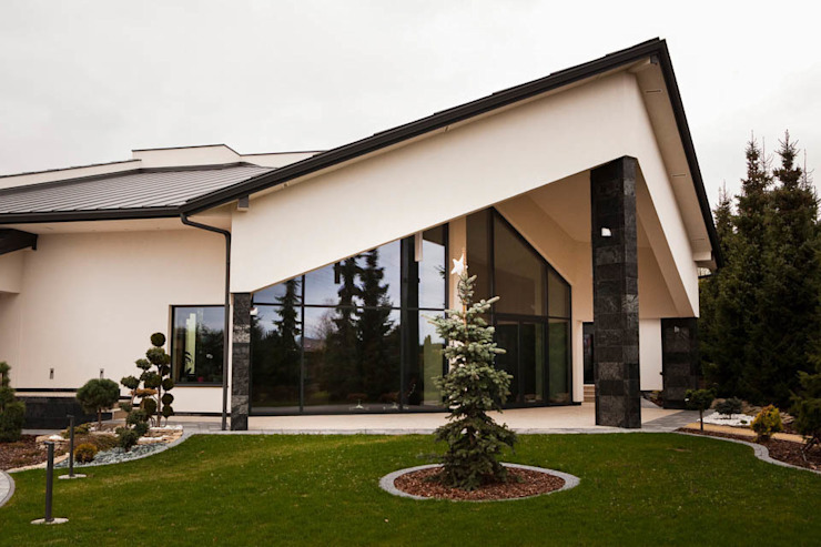 tomasz czajkowski pracownia 現代房屋設計點子、靈感 & 圖片