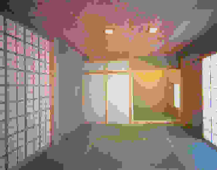 和邇の家(S邸新築工事) 和風デザインの 多目的室 の 有限会社 起廣プラン 一級建築士事務所 和風