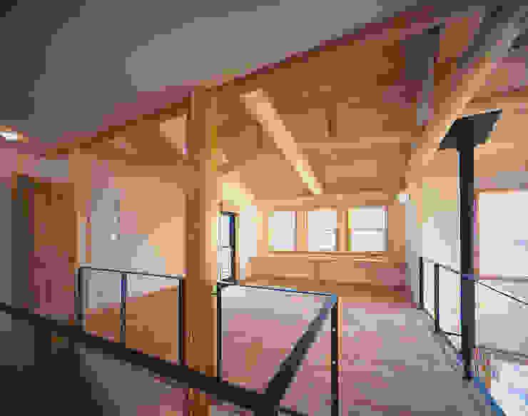 和邇の家(S邸新築工事) モダンデザインの リビング の 有限会社 起廣プラン 一級建築士事務所 モダン