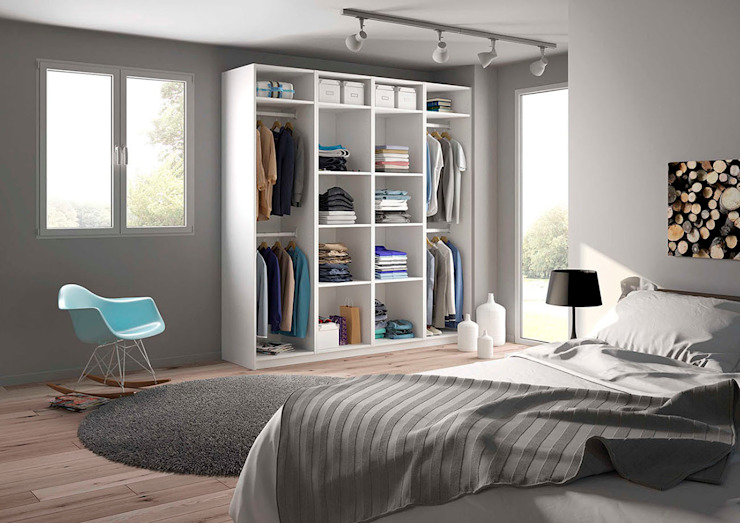 Centimetre.com Dressing roomWardrobes & drawers