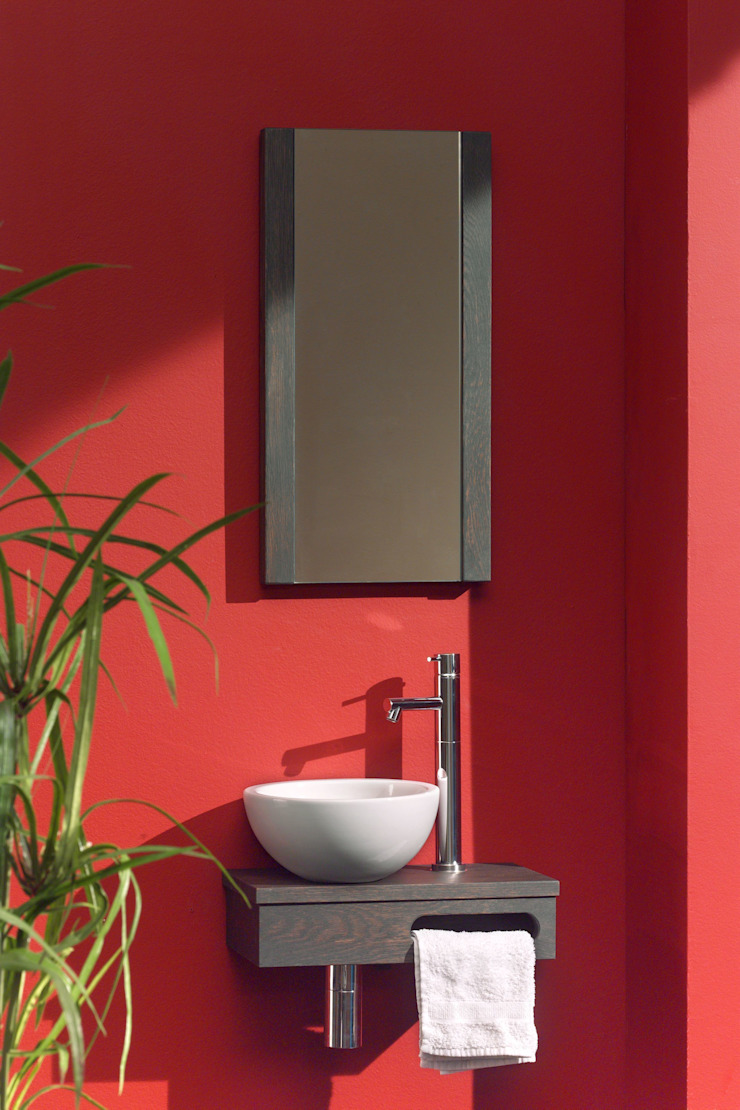 F&F Floor and Furniture Modern style bathrooms