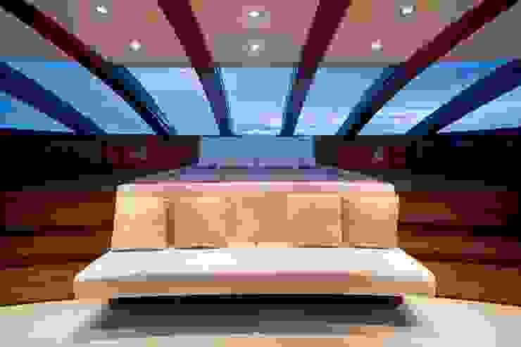 Yacht 72m Moderne Schlafzimmer von SilvestrinDesign Modern