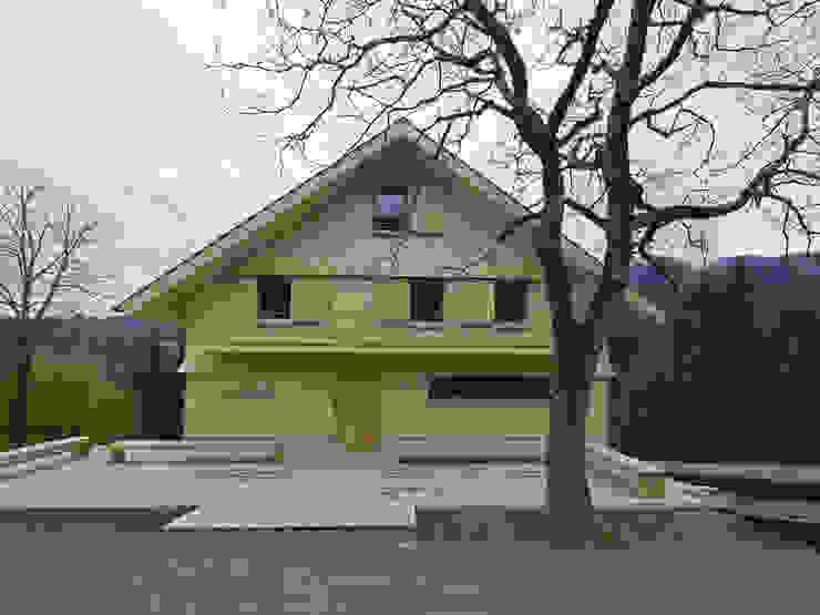 Alpwirtschaft Sonnegg, Ochsenfeissi, Unterägeri Moderne Gastronomie von Eggenspieler Röösli Architekten AG Modern