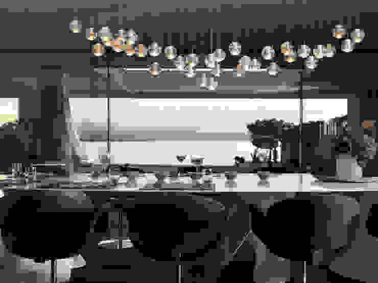 Moderne eetkamers van domus mea gmbh Modern