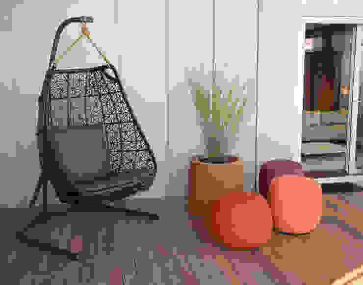 Terrasse de style  par Déco, Moderne