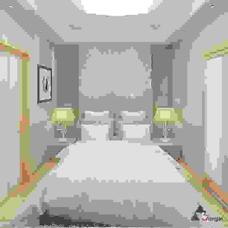 Minimalist bedroom by 3angleproject Minimalist