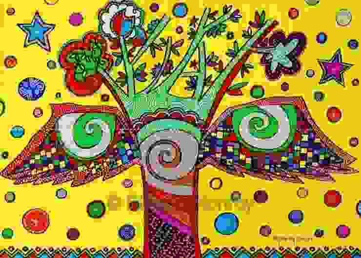 El árbol de tu vida de Bianca Monroy Moderno