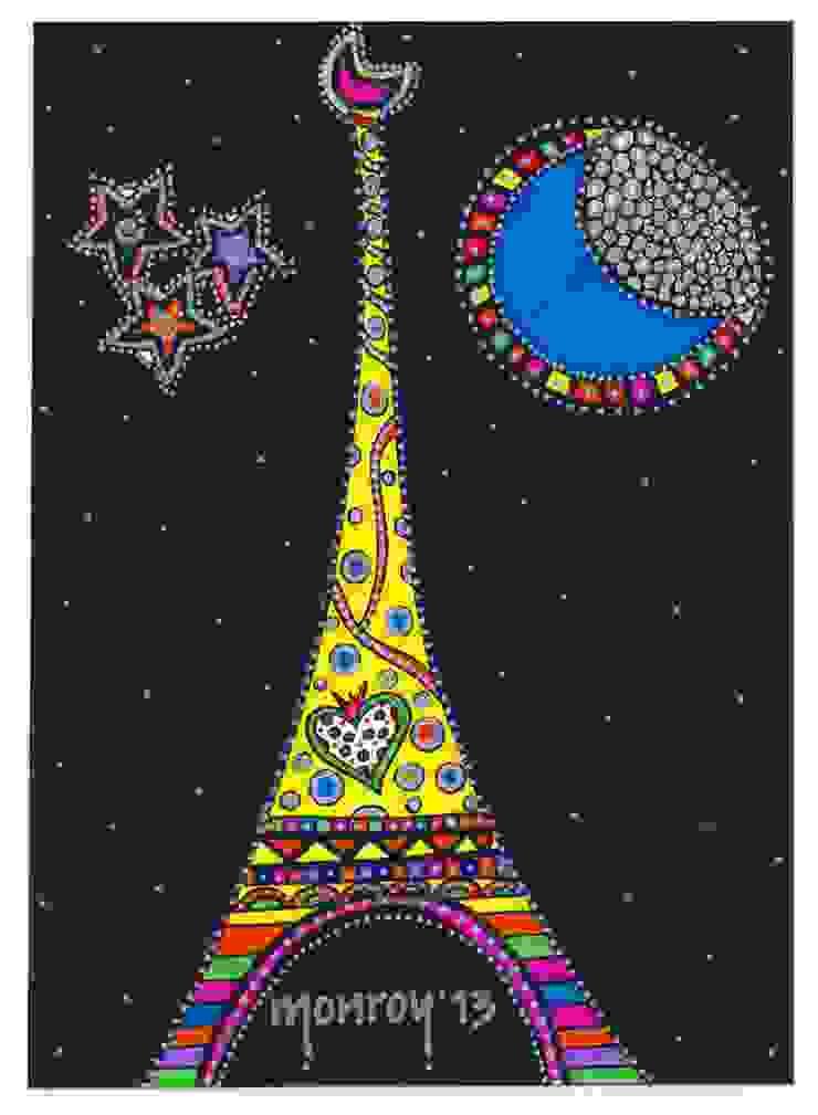 Paris II de Bianca Monroy Moderno