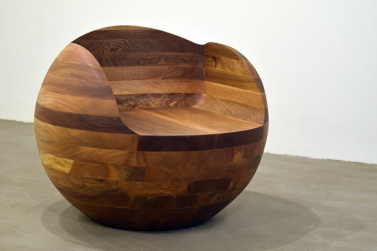 modern  von Mediamadera, Modern Holz Holznachbildung