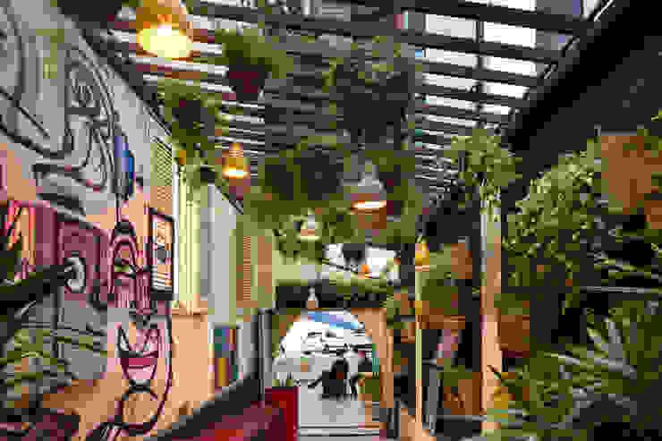 MÃO NA TERRA, in Belo Horizonte. BR (2015) Jardins rústicos por Luiza Soares - Paisagismo Rústico