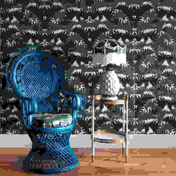 House of Hackney, Inferno Wallpaper Dust Paredes y suelosPapeles pintados