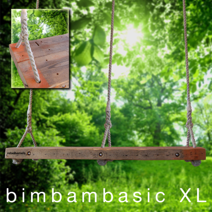 BimBamBasic XL RAW van Rebelhamels Industrieel