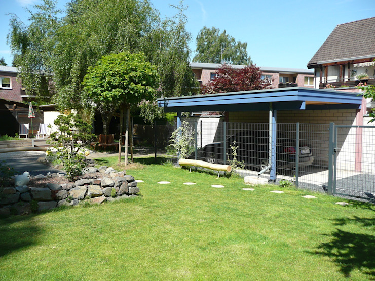 Architekt Dipl.Ing. Udo J. Schmühl Classic style garden