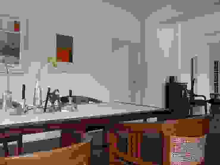 Comedores de estilo minimalista de Architekt Dipl.Ing. Udo J. Schmühl Minimalista
