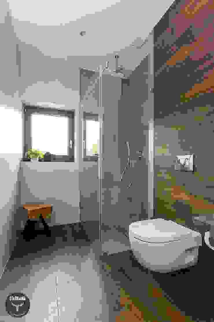 DOM – BOCHNIA Skandynawska łazienka od stabrawa.pl Skandynawski
