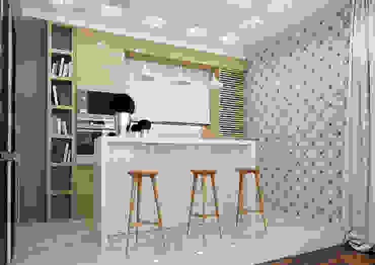 Scandinavian style kitchen by Sweet Hoome Interiors Scandinavian