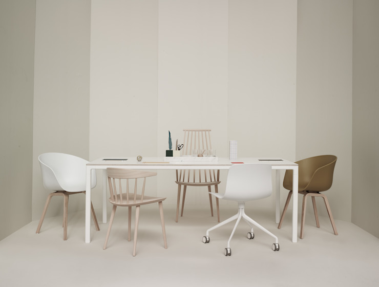 Meetingdesk modern scandinavian de 99chairs Escandinavo