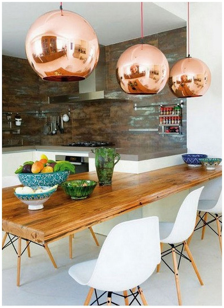 Modern, scandinavian Kitchen 99chairs Dining roomTables