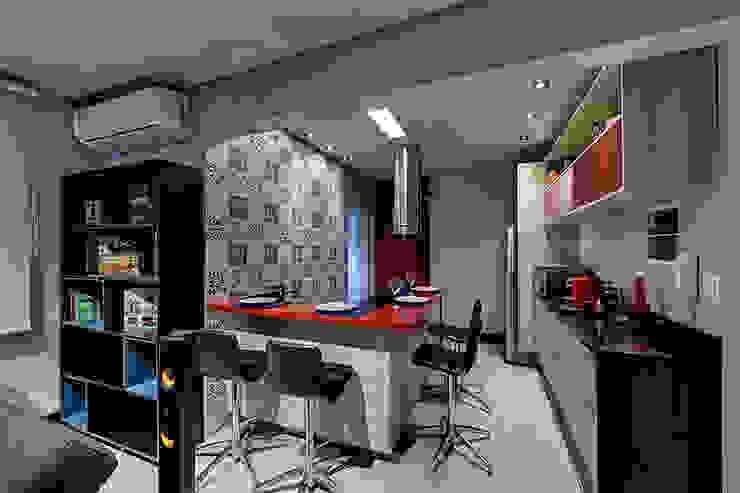 Guido Iluminação e Design Cucina moderna