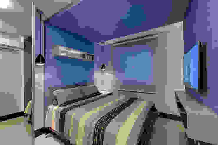 Quarto Quartos modernos por Guido Iluminação e Design Moderno