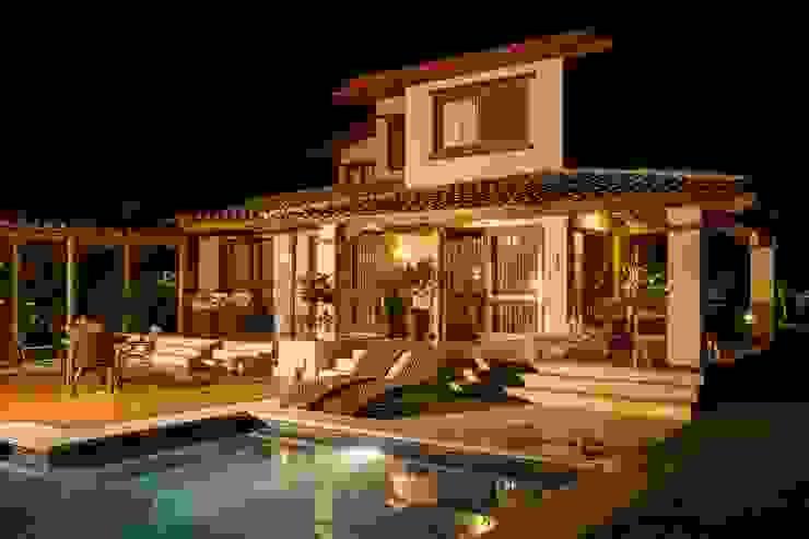 Jamile Lima Arquitetura Tropical style houses