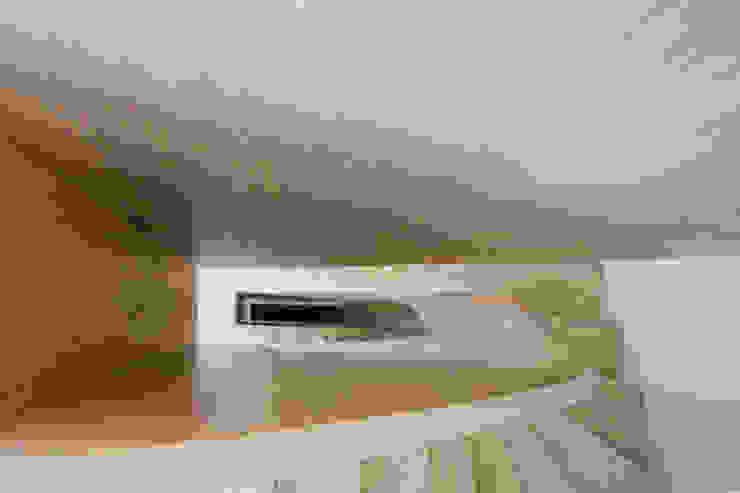 TOWNHOUSE P15 Moderner Flur, Diele & Treppenhaus von Nalbach + Nalbach Gesellschaft von Architekten mbH Modern