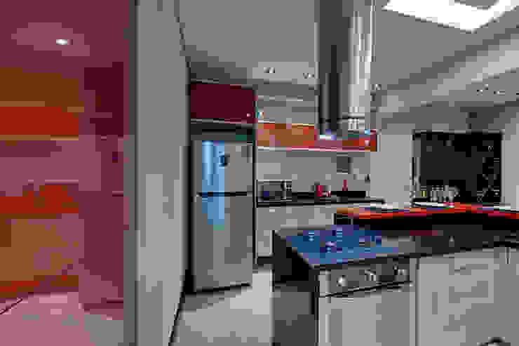 Cozinha Cozinhas modernas por Guido Iluminação e Design Moderno