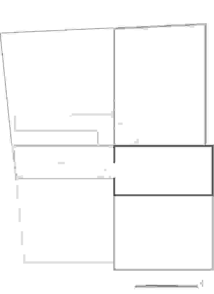 Planta 6:  de estilo industrial por Proyecto Cafeina, Industrial