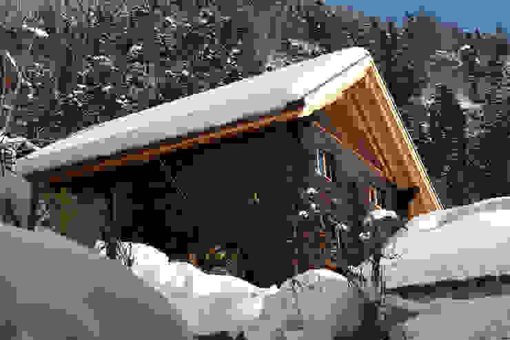 Casa Rösch André Rösch Architekt Casas pequeñas