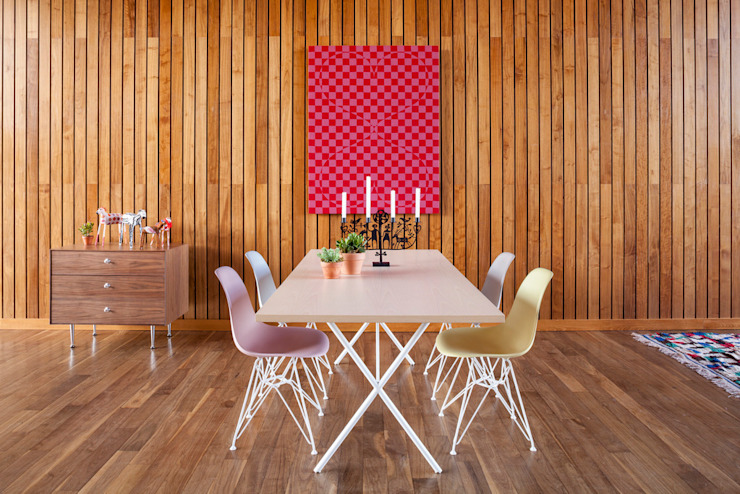 Dining room by Herman Miller México, Modern