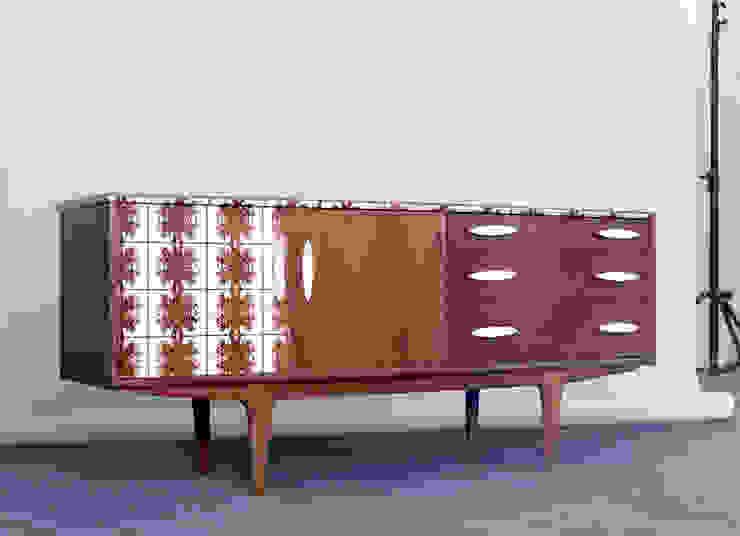 Nazim Donna Walker Design Living roomCupboards & sideboards