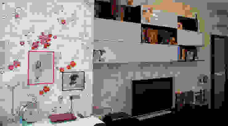 Квартира 145 кв.м. в ЖК <q>Шмитовский</q> Детские комната в эклектичном стиле от Студия Максима Рубцова. Эклектичный