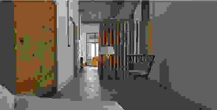Chambre minimaliste par Hiruki studio Minimaliste